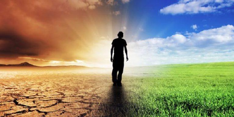 I cambiamenti climatici, la grande sfida fra natura e generazioni future