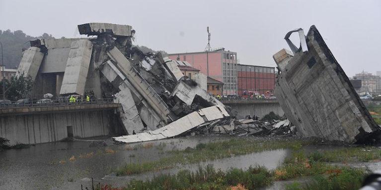 Ponte crollato, al vaglio dei Pm i lavori di manutenzione degli ultimi 25 anni