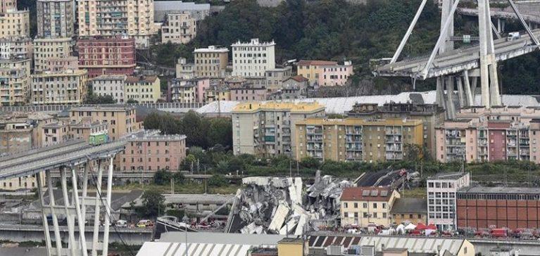 Un piano marshall per i ponti, per le scuole, per le case … riflessioni dopo la tragedia di Genova