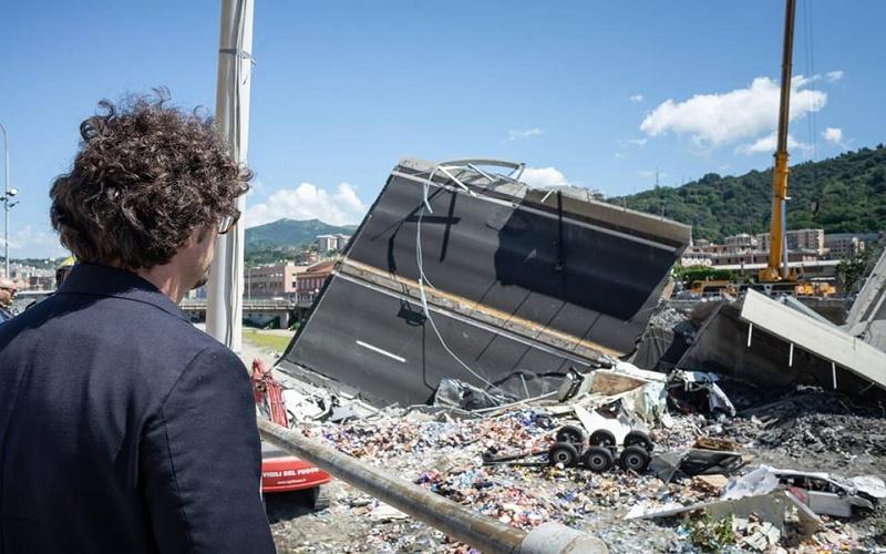 Toninelli: «La grande opera di cui ha bisogno l'Italia è la manutenzione». Quando si comincia?