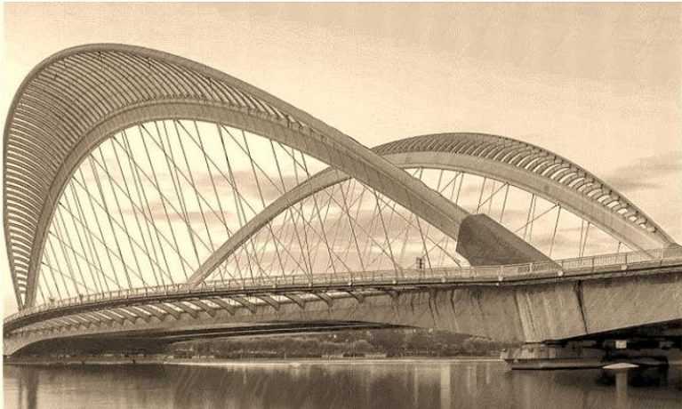 Un ponte di carbonio