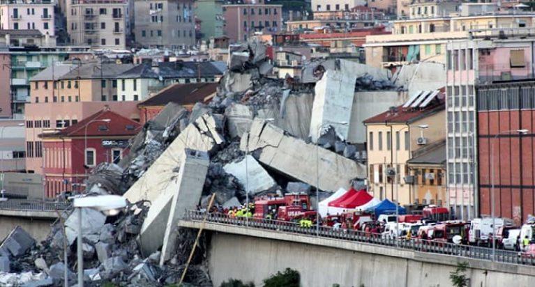 Indennizzi al 100% per Genova