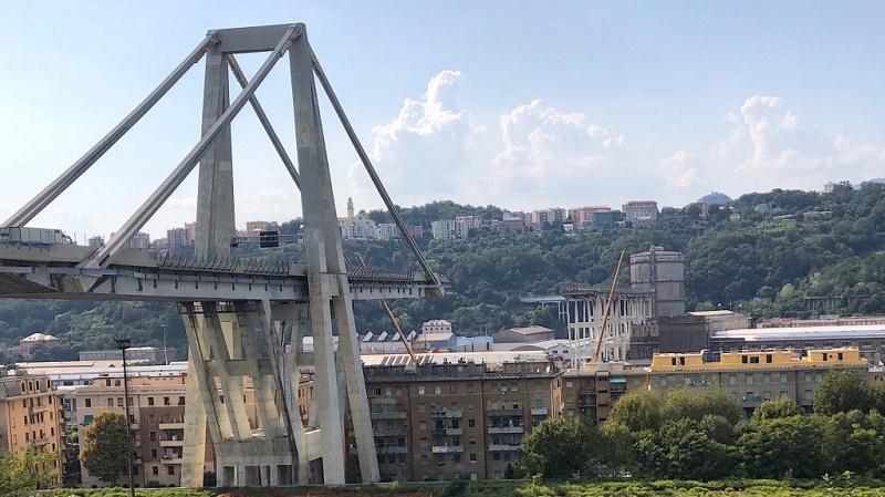 Crollo Ponte Morandi: pubblicata la relazione della Commissione Ispettiva MIT