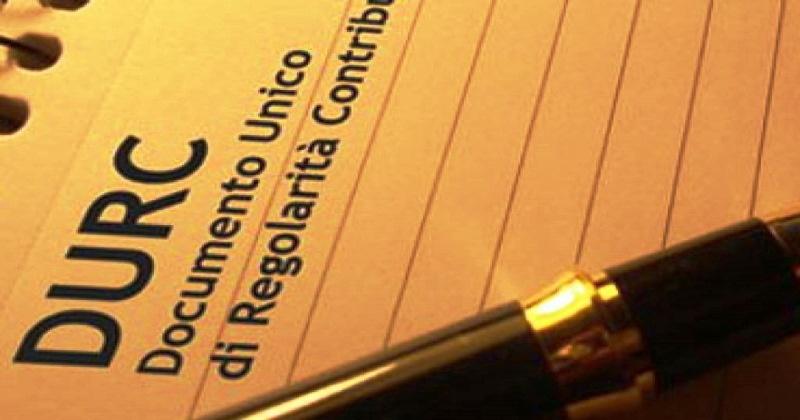Centro Italia. Professionisti tecnici contro il Durc di congruità: ricorso al Tar