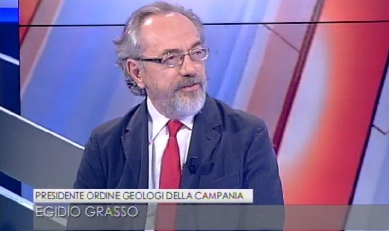 """Carta geologica """"Campania"""" esperti al Campus di Fisciano"""