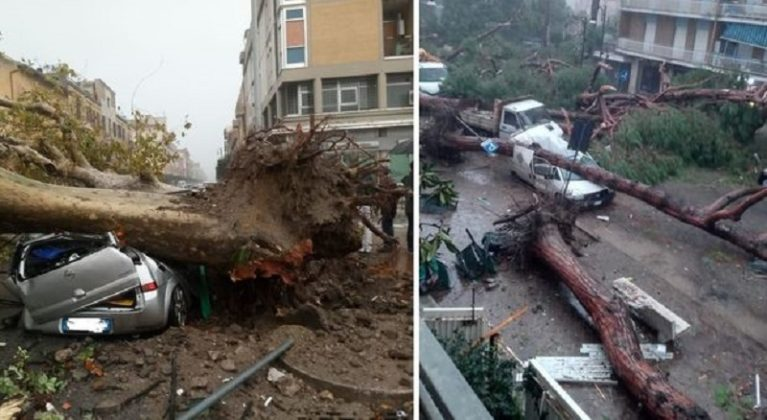 Maltempo, 9 morti per pioggia e vento: nella notte due vittime in Trentino-Alto Adige. Chiuso l'aeroporto di Genova