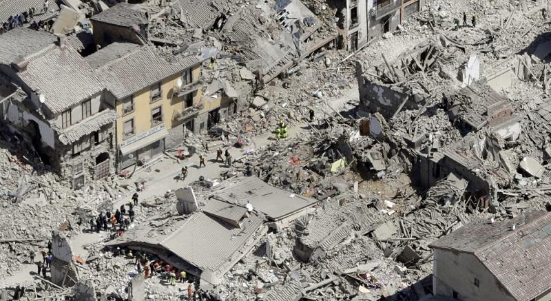 Ricostruzione Centro Italia, ecco la relazione consegnata al Parlamento