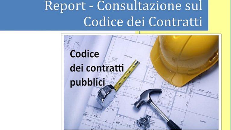 MIT: Il Report della consultazione sul Codice dei contratti
