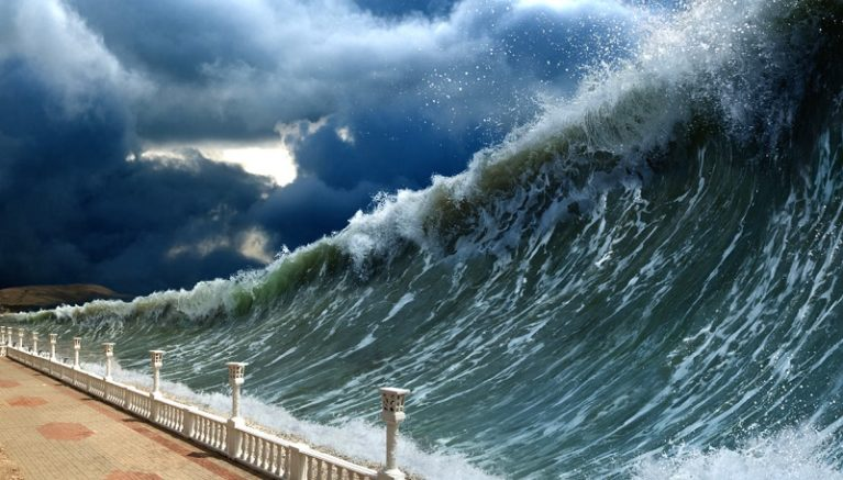 Sicilia e Calabria a rischio tsunami