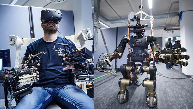 L'Ue addestra robot per intervenire sulle catastrofi nucleari e gestire le scorie radioattive