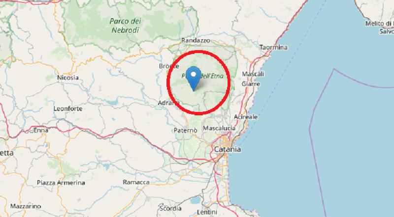 Altra notte di paura nel Catanese, sciame sismico e all'alba scossa di magnitudo 3,5