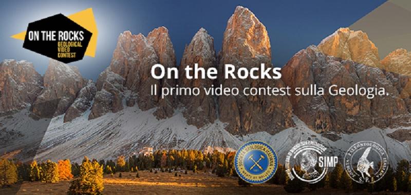 On The Rocks Geological – Video Contest – nuova edizione 2019!