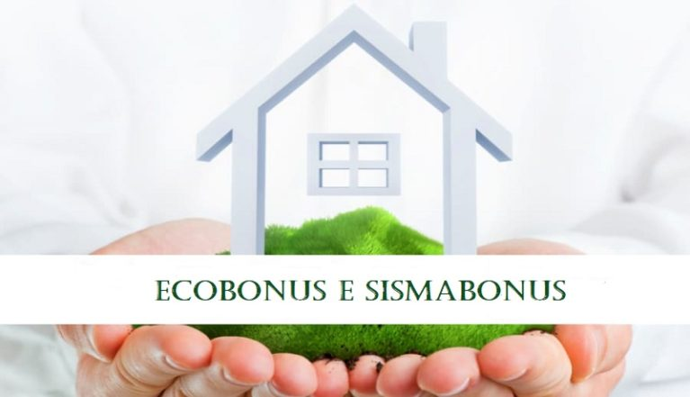 Eco e sismabonus rifiutabili