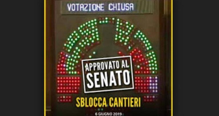 Sblocca Cantieri e Codice dei contratti: le modifiche apportate dal Senato