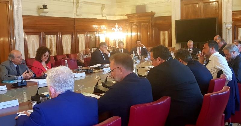 Incontro Salvini-parti sociali: RPT al tavolo istituzionale su flat tax e politiche per la crescita