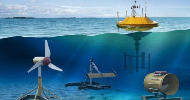 E se l'energia venisse dal mare?