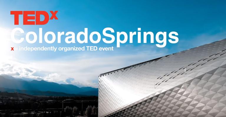 Tedx Colorado Springs – AIPG Executive Director Aaron Johnson