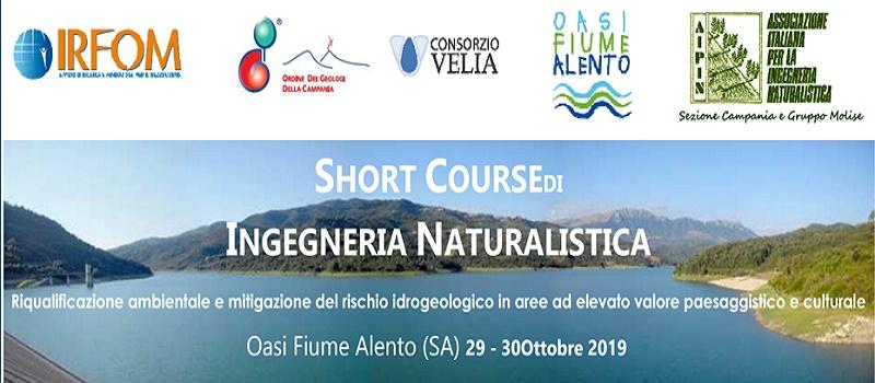 Short Course di Ingegneria Naturalistica