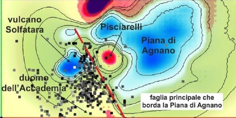 Ricostruiti in 3D i segreti sepolti del super vulcano dei Campi Flegrei
