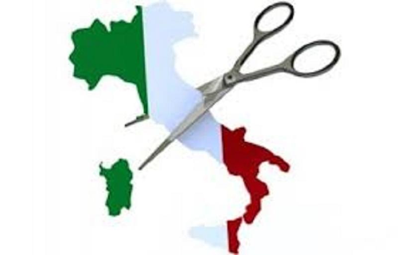 Infrastrutture: l'Italia divisa in due l'incapacità di spesa condanna il Sud