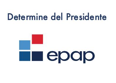 Sospensione della contribuzione EPAP