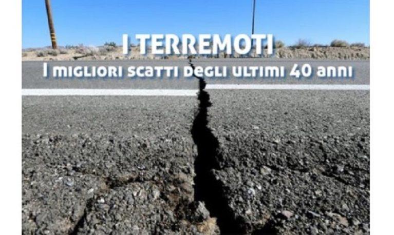 """Concorso di Fotografia: """"I Terremoti – I migliori scatti degli ultimi 40 anni"""""""