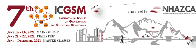 7th International Course on Geotechnical and Structural Monitoring